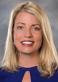 Face shot of Attorney Amy Collignon Gunn