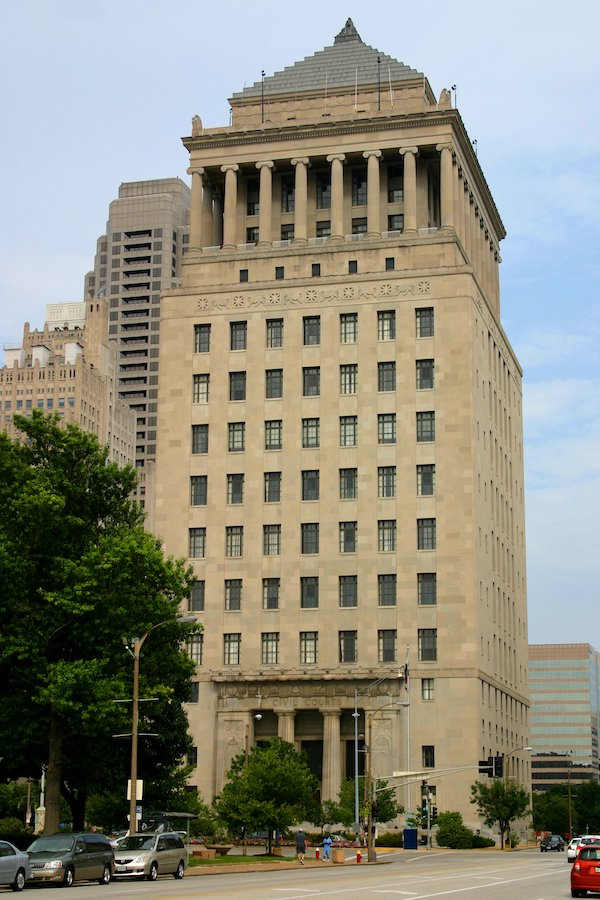 Do You Know What Inspired the St. Louis Civil Courts Building Design?