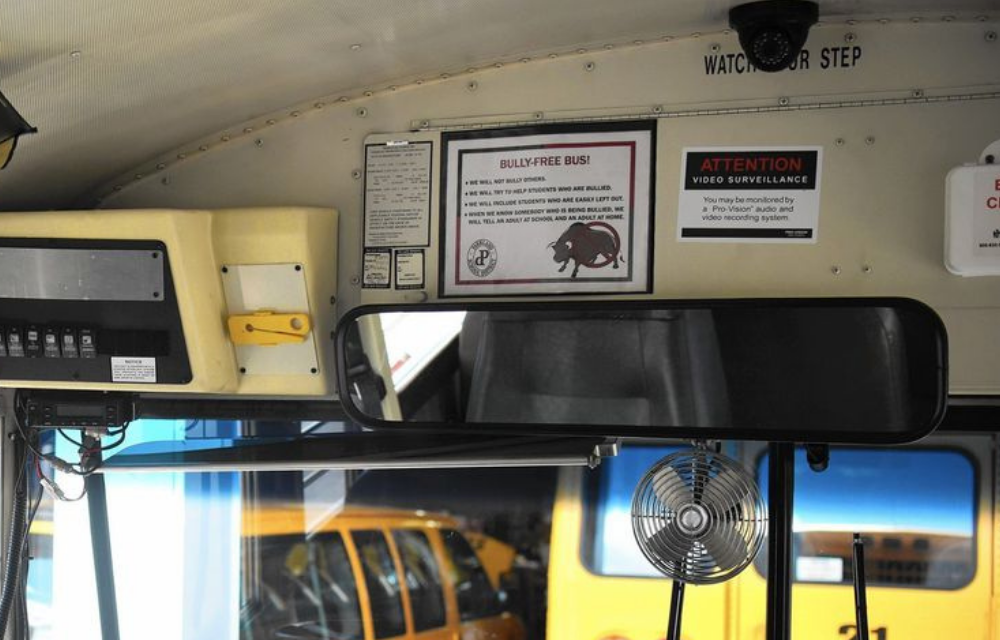 St. Clair Representative Introduces Bill That Would Require Video Cameras on Every School Bus