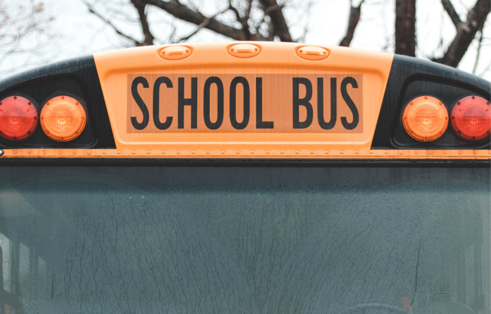 First Student Bus Driver Faces Child Abuse Charges